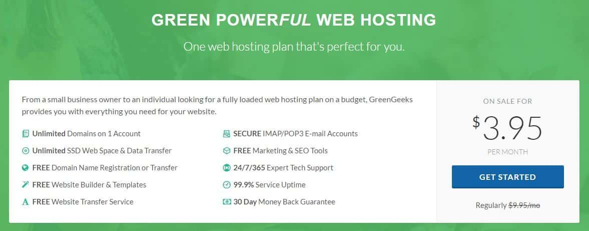 best web hostings 2017