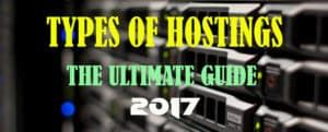 Read more about the article The Ultimate Guide to Different Types Of web  Hosting