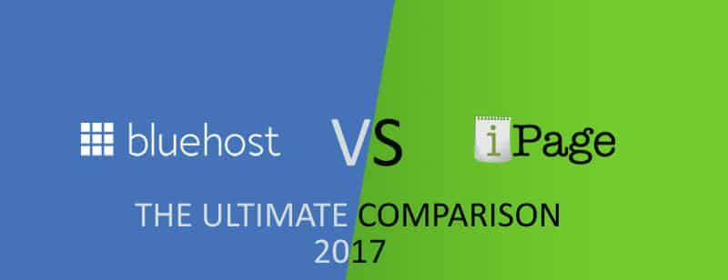 BLUEHOST VS IPAGE REVIEW