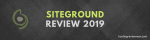 Read more about the article SiteGround Web Hosting Review 2019- True Facts Revealed.