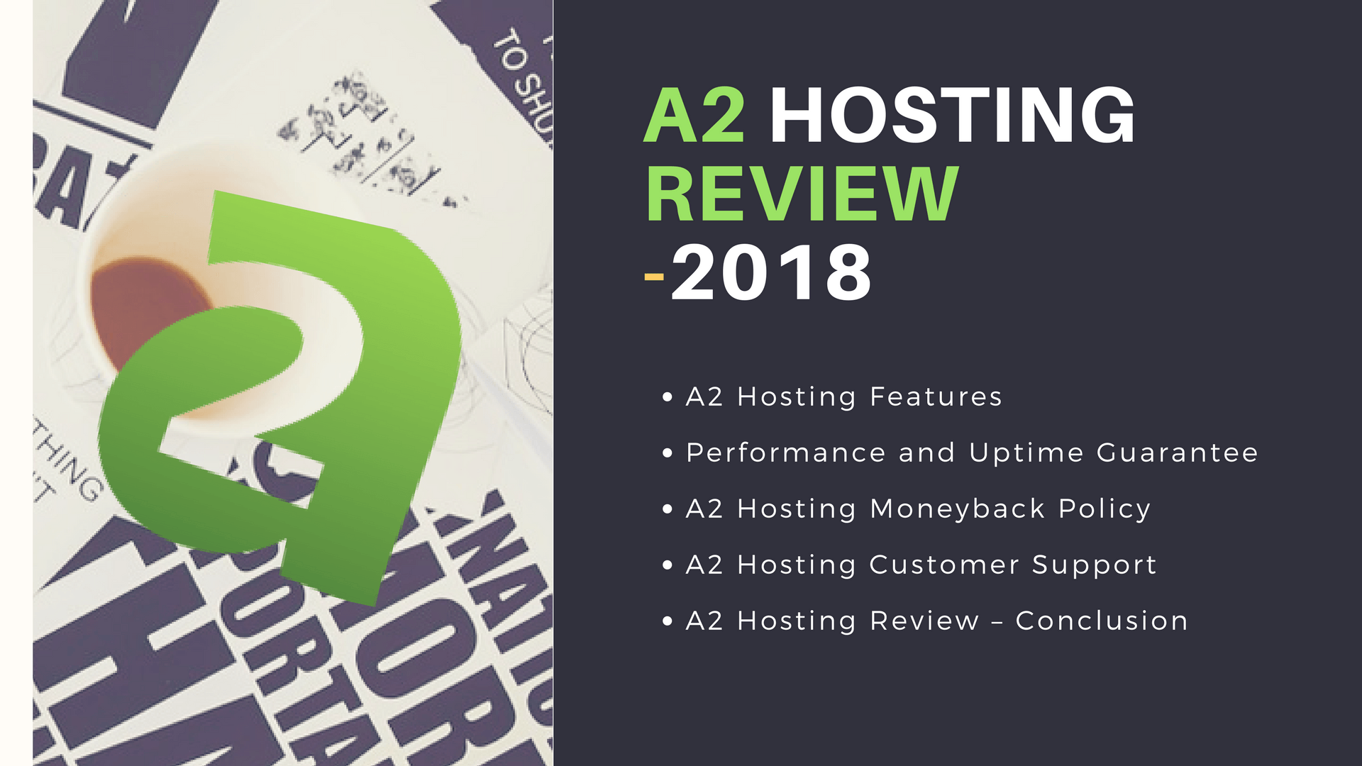A2 Web Hosting Review 2018 | It can be a Best Hosting Provider for You