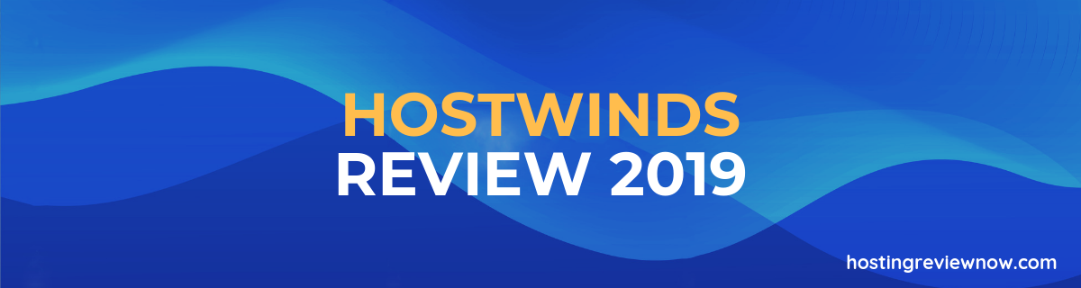 HostWinds Review 2019