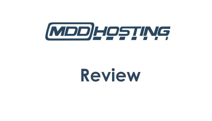 mdd hosting review