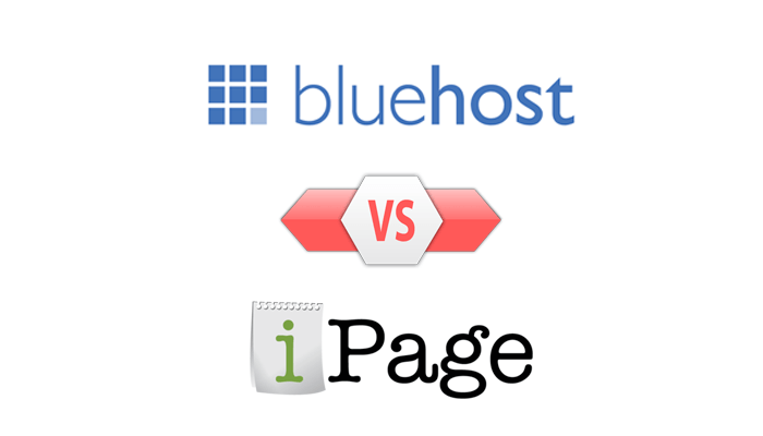 BlueHost vs iPage Comparison