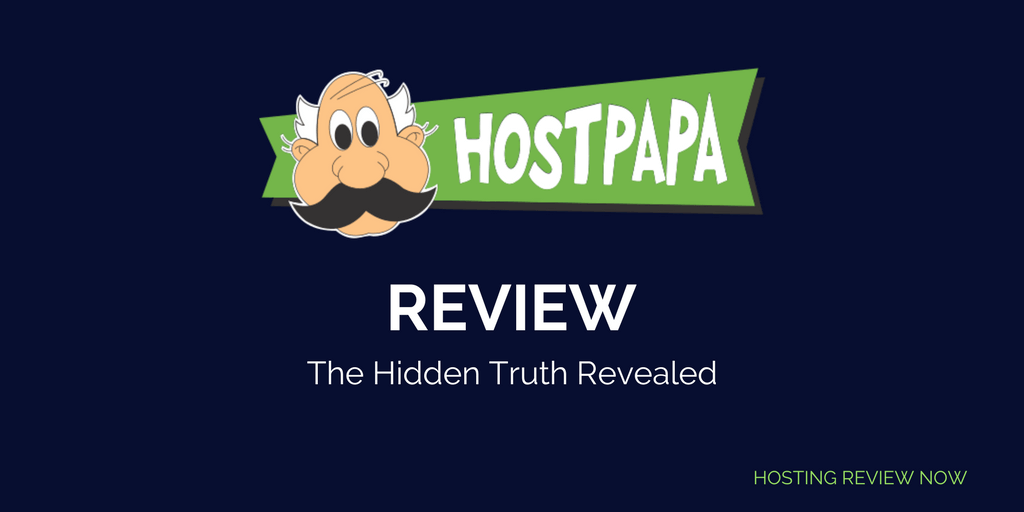 HostPapa Review 2018