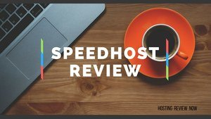 Read more about the article SpeedHost Review 2018 ( Best To Host An Indian Website ?)