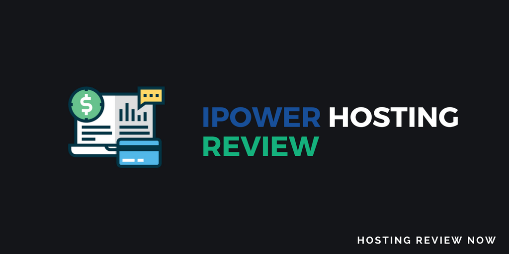 iPower Hosting Review 2018