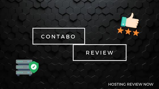 Contabo Hosting Review 2018