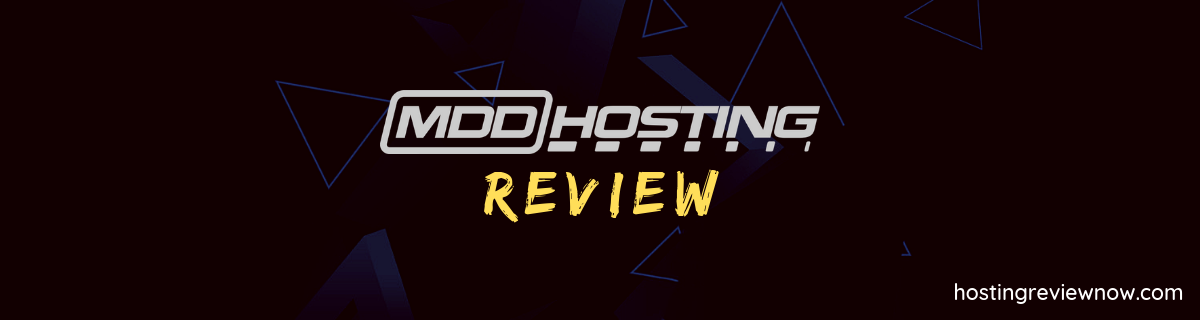 MDD Hosting Review
