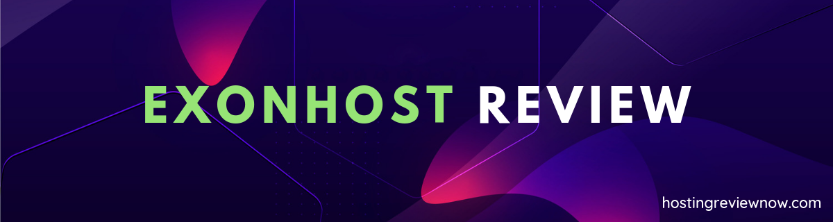 ExonHost Review 2019