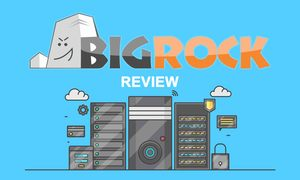 Read more about the article Big Rock Hosting Review 2019: Is This Web Hosting Good For WordPress Sites?
